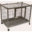 Heavy Duty Dog Crate Dog Crates And Kennels
