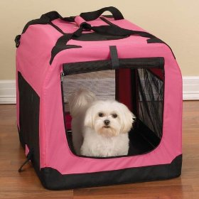 Soft Sided Dog Crates Carriers