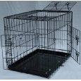Dog Crate Multiple Doors